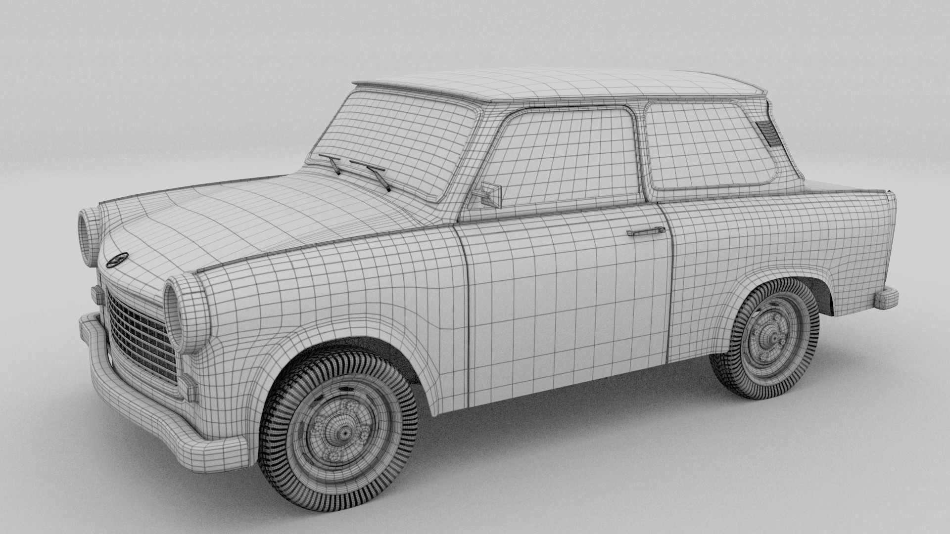 Trabant 601 Art Design